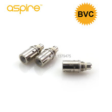 100% Authentic Aspire BVC Coil Bottom Vertical Coil Aspire Coil Heads Newest Electronic Cigarette Coil Core For Aspire Atomizers