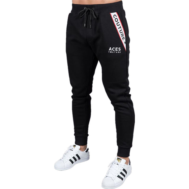 New boutique Brand Gyms Fitness Mens Joggers Casual Men Sweatpants Joggers Trousers Sporting Clothing Bodybuilding Pants men 7