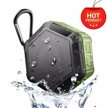 speaker waterproof