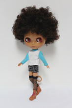 Free Shipping Top discount  DIY  Nude Blyth Doll item NO.129 Doll  limited gift  special price cheap offer toy