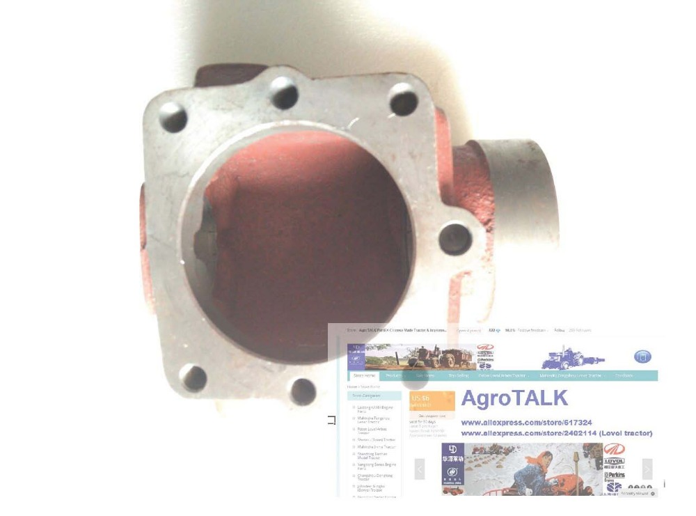 Taishan tractor parts, TS254, TS304 the three joint housing, part number:  304.31.134-2<br>