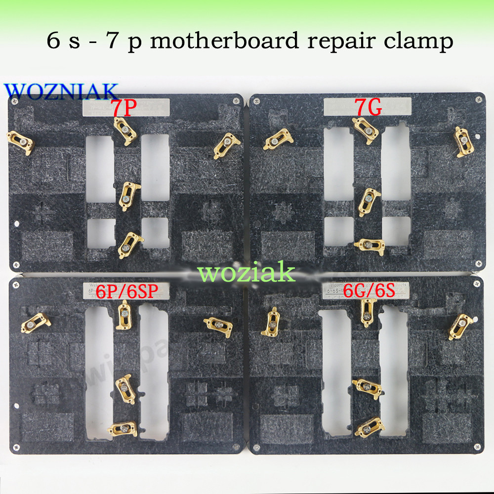 wozniak  WL Motherboard fixture apple special 6 6 s p 7 generation 7 p motherboard chip fixture maintenance station<br>