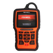 Foxwell NT510 For Buick Cadillac Chevrolet Daewoo Diagnostic Scanner OBD2 ABS Airbag SRS Automotive Tool Spanish Russian Swedish(China)
