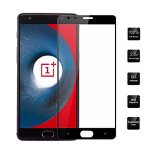 2.5D Full Cover Tempered Glass For Oneplus 5 3T 3 Oneplus3 One Plus 3 5 Three Screen Protetor Toughened Protective Cover Film