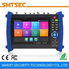 7 Inch 6 In 1 Multi-function HDMI CCTV H.265 4K Camera Test Pro 1920*1200 Touch Screen CCTV Test Monitor (IPC-6800 Plus Series)