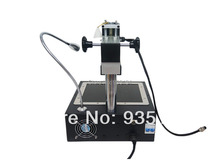 ly BGA Station IR6500 V.2 BGA chip repair machine, bigger preheat area , 6 pcs jig,Free tax to EU