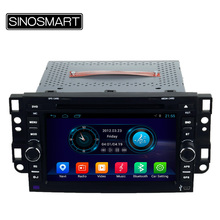 SINOSMART 7 Inch 1.6GHz Android 4.4 Car Radio DVD GPS Player for for Chevrolet Epica/Tosca/Captiva/Lova/Kalos/Aveo No Canbus