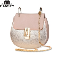 Brand Designer 2017 Summer Fashion Single Chain Women Crossbody Bag Female PU Leather Shoulder Bag Messenger Bag for Youth