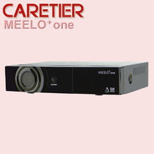 4PCS strong full HD satellite tv receiver MEELO one 750 DMIPS Processor Linux Operating System(China)