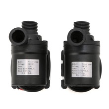 800L/H 5m DC 12V 24V Solar Brushless Motor Water Circulation Water Pump Submersibles Water Pumps(China)