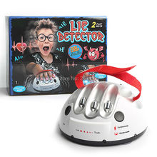 MAYLEGO Polygraph Test Funny Adjustable Adult Micro Electric Shock Lie Detector Shocking Liar Truth PartyGame Consoles Gifts Toy