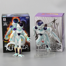 Comic Anime 19cm DXF THAT HURT! Freeza Freezer PVC Action Figures Akira Toriyama Dragon Ball Z Frieza Final State Model Toys