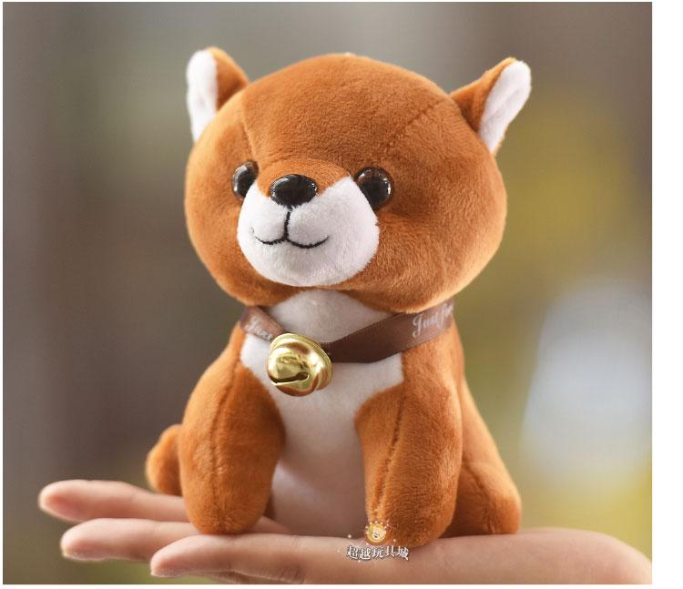 gift wholesale 4pcs 15cm chihuahua husky shar pei shiba inu dog