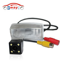BW8367 China Post Free Shipping 100% Waterproof 170 Degree Wide Angle rear camera for Zotye T600 Car Rear View Camera