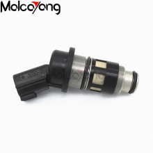 Car-styling High quality 4X JS50-1 JS501 Fuel Injector Nozzle for Nissan Almera Sunny GTI-R Pulsar GTI Turbo Primera P10 1.6 16V