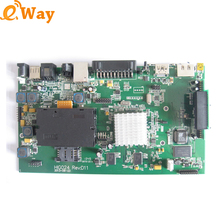 Free shipping Motherboard for DM800se Rev D11 Satellite Receiver TV or dm800hd se Rev D11 Cable receiver dm800se motherboard d11
