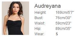 Audreyana-S