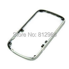 10PCS/lot, Original new front Middle frame bezel housing Side Buttons and flex cable For blackberry bold 9900 9930,HK free ship