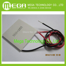 Free shipping 5pcs TEC1-12715 Thermoelectric Cooler Peltier 40*40*3.3mm TEC1 12715