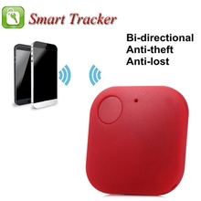 Mini Portable Smart Tracker Locator Tag Alarm Anti-lost Device Smart Tag for Child Wallet Key Pet Finder No GPS Smart Finder