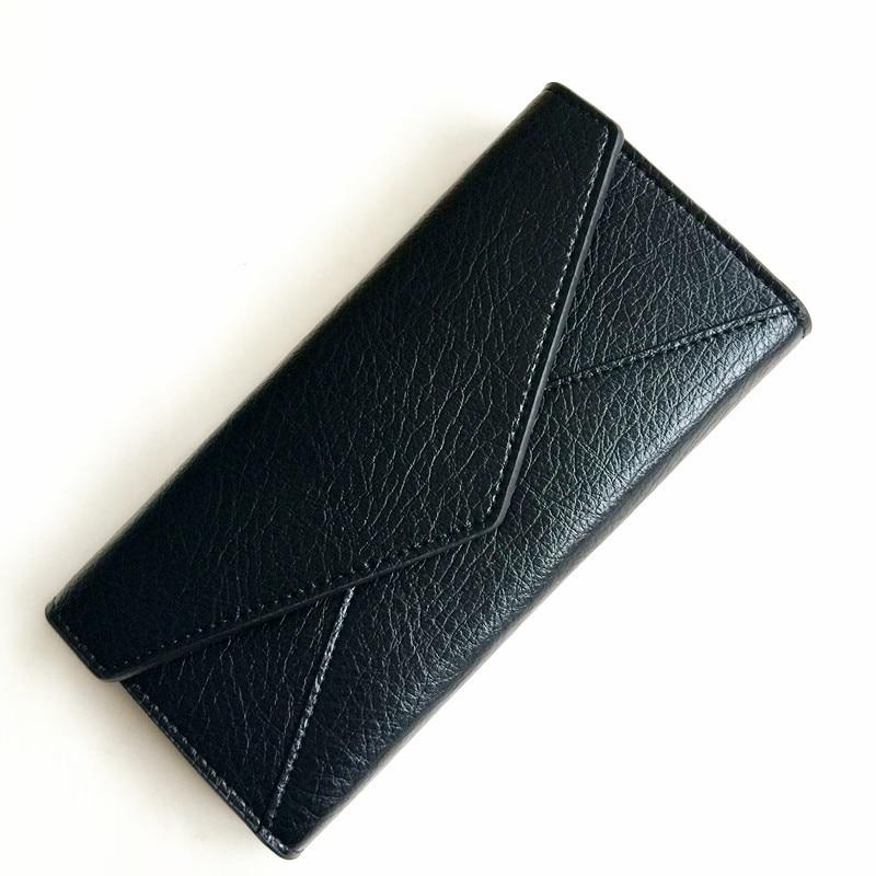 2015 Fashion Women Wallets Business Brand Card holder Coin Purse Womens Long Zipper Wallet Leather Clutch carteira masculina<br><br>Aliexpress