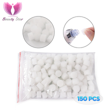 Microdermabrasion Accesories -12mm Replacement Filter Sponge For Vacuum Blackhead Remover Comedo Suction Machine (150PCS)
