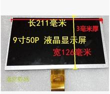 HD 1024*600 HW90F-0A-0A-10 HW90F BLC900-06B-1 9inch TFT LCD LCM Display PANEL SCREEN For Allwinner A13 Tablet PC(China)