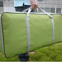 Multifunctional Storage Bag for Barbecue BBQ Special Grill Storage Bag Barbecue BBQ Accessories- Green