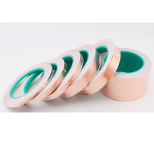 Single Conductive Adhesive Copper Foil Tape EMI Shielding Heat Resist for Electric Guitar(China)