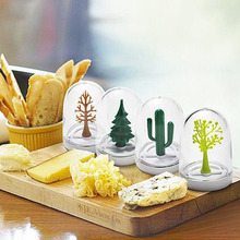 Creative Four Seasons Plant/Animal Spice Jar Seasoning Bottle Sugar Salt Pepper Shaker Cooking Tools Kitchen Decor New Year Gift