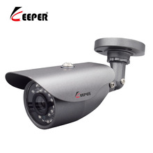 Keeper 1080P 2.0MP Full HD AHD Outdoor Waterproof Metal Bullet Security Surveillance CCTV Video Camera With 24PCS IR LED(China)