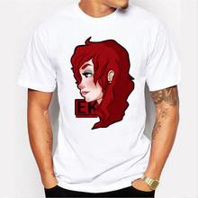 2017 Summer Funny Brand Beauty Avatar T Shirt for Men New short Sleeve O-neck Print Cotton TShirt Mens top Print clothing