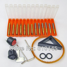 full set spare part for 998C key machine.locksmith tools.key cutter.