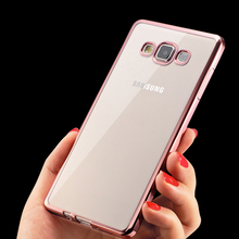 Nephy Luxury Case For LG G 4 5 G4 G5 H815 H818N H850 H860N Duos Mobile Phone Cover Transparent TPU Silicon Ultrathin Soft