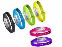 16GB Gel Wristbands Digital voice Recorder, Kid Watch Recorder support One Button Push operate(China)