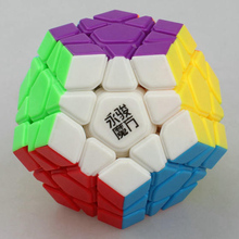 Yongjun YJ YUHU Megaminx Magic Cube Speed Puzzle Cubo Magico Strange-shap Cubes Educational Kids Toys