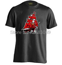 Tampa Bay Buccaneers Mens & Womens Casual Cotton T shirt Short Sleeve O-Neck T Shirt(China)
