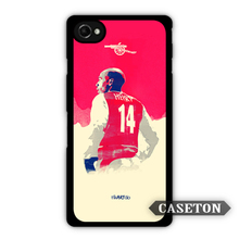 Henry Of Premier League Football Case For Nexus 6 5 4 For LG G5 G4 G3 L90 For Xperia Z5 Z4 Z3 compact Z2 Z1 Z For HTC M9 M8 M7(China)