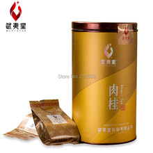 [GRANDNESS] Wu Yi Rou gui Rougui Cinnamon Da hong pao Wuyi Rock Oolong tea Organic Original Wuyi mountain tea YAN CHA 105g