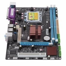 P45 Computer Gigabit Ethernet Mainboard Motherboard 771/775 Dual Board DDR3 Support L5420 High Compatibity(China)