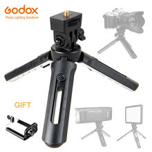 Godox Universal Mini Lightweight Table Top Stand Tripod Grip Stabilizer for DSLR Cameras/LED Video Light/ Mobile phone