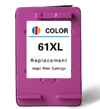 For HP 61 Ink CartridgeTri-color For HP61 61XL ink cartridge for HP Printer Deskjet 1000 1050 2000 2050 2510 3000 3050(China)