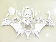 Fairings Fit Kawasaki ZX10R ZX-10R Year 2008 2009 2010 08 09 10 ABS Motorcycle Full Fairing Kit Bodywork Cowling White Pearl(China)