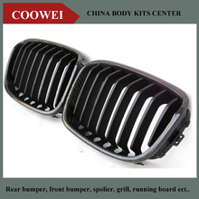 11-13 F20 carbon fiber Car Grill Grille,Front Mesh Grill For BMW(Fit For F20 11-13)