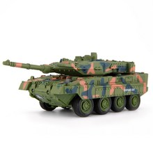 Buy Original Create Toys RC Tank Cars 4CH 27/40MHZ Radio Remote Control 2A7 Panther Tank Model Toys Children Gift Mini RC Toy for $16.43 in AliExpress store