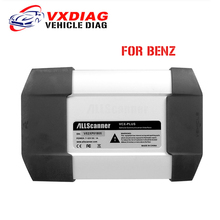 LATEST ALLSCANNER VXDIAG MULTI Diagnostic Tool For Benz Same as MB Star C3/ C4/  C5 Original Software with T420(I5,4G) Laptop