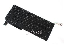 "FREE SHIPPING Laptop Keyboard US For Apple MacBook Pro - 15"" Unibody A1286 replacement"