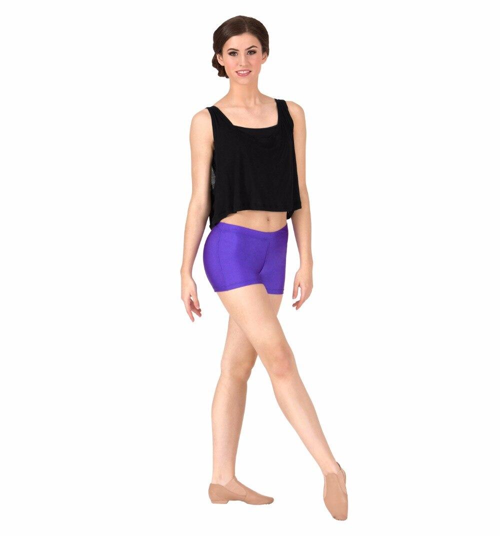 Short shorts at rave