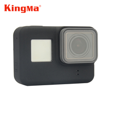KingMa Gopro Accessories Hero 5 Soft Silicone Cover Side Frame Protective Case for Go Pro Hero Hero5 Gopro5 Sport Action Camera