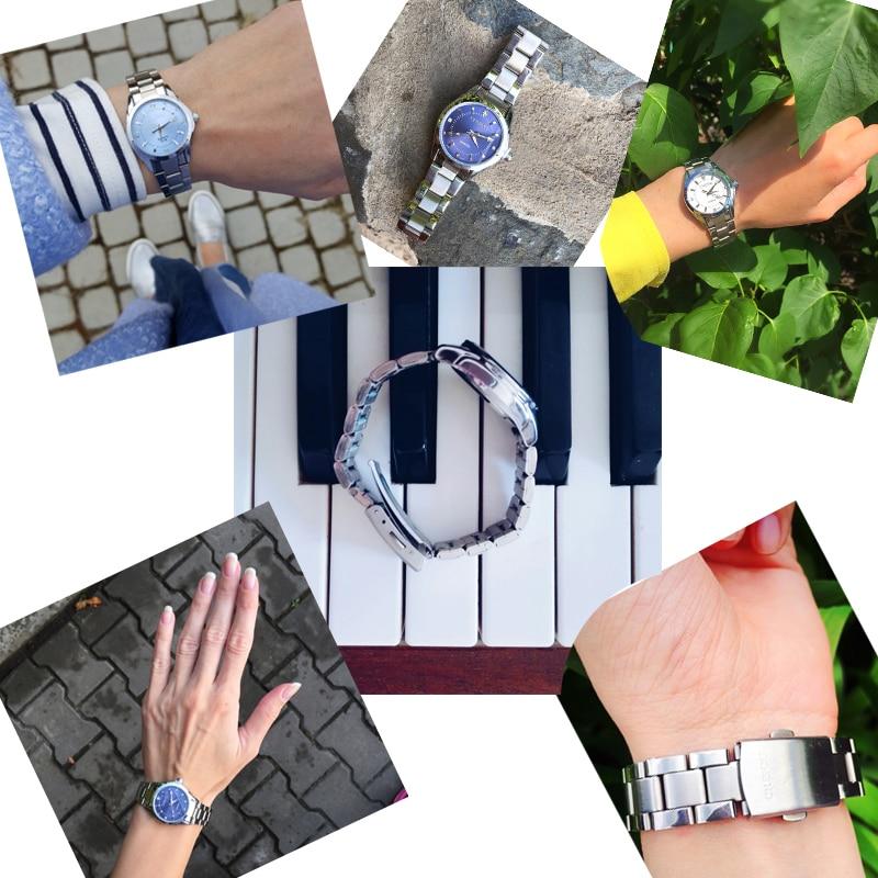6 Fashion colors CHENXI CX021B Brand relogio Luxury Women's Casual watches waterproof watch women fashion Dress Rhinestone watch 20